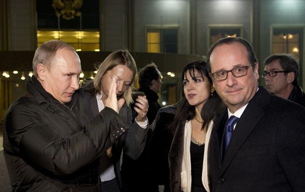 Огляд зарубіжних ЗМІ: Путін пом якшує позицію