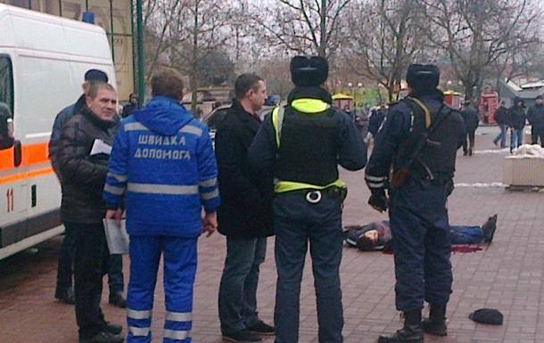 Перестрелка в Николаеве: один убитый, один госпитализирован