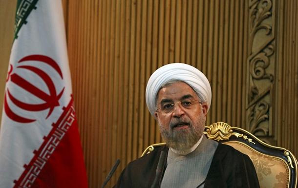 Президент Ірану пояснив падіння цін на нафту змовою