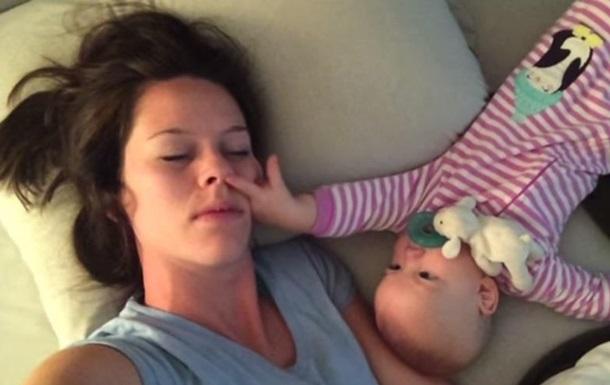 Ролик з  немовлям-будильником  став новим хітом на YouTube