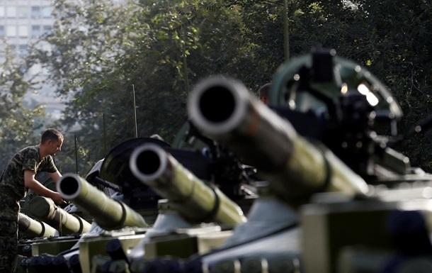 Армия России каждый год будет покупать 600 новых танков