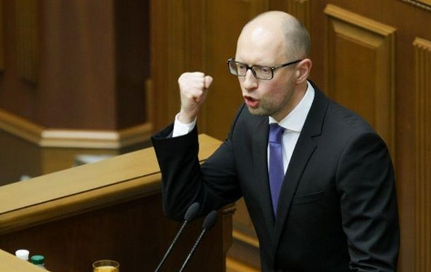 Яценюк обещает сделать Украину мировым лидером на рынке продовольствия