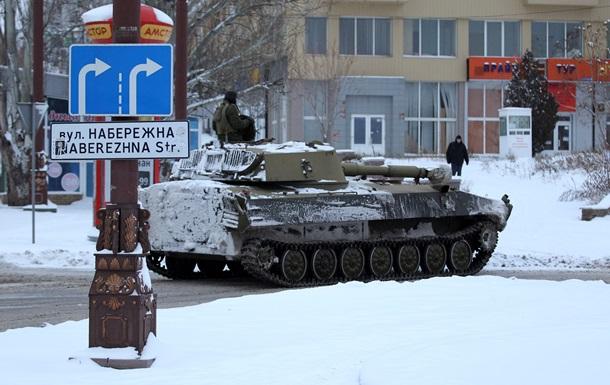 Київ спростував інформацію про відведення артилерії сепаратистів на Донбасі