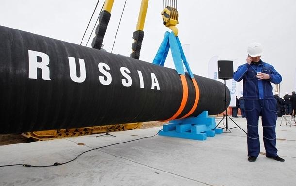 Россия официально уведомила Европу об отказе от Южного потока