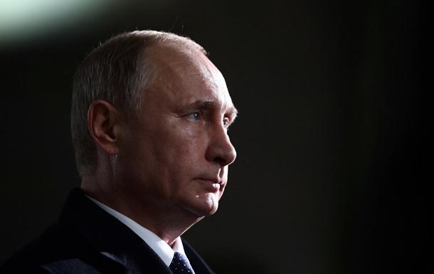Путіна знову назвали найвпливовішою людиною року