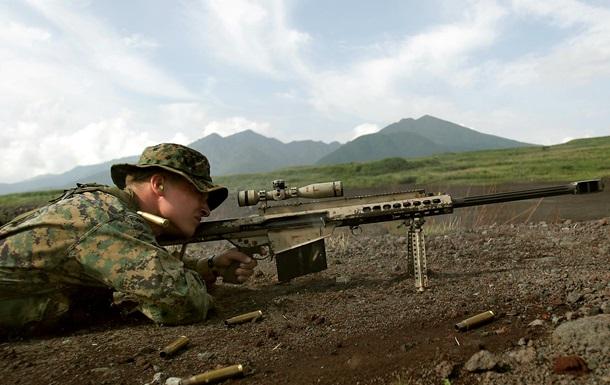 Украина подписала контракт на поставки оружия из США