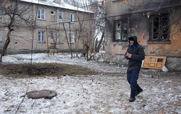 Мешканці зони АТО замерзають без вугілля
