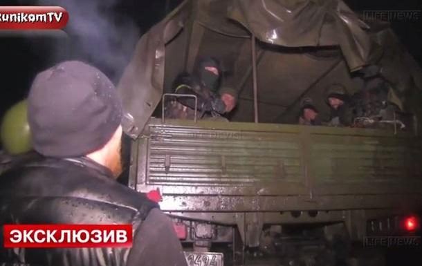 Польовий командир ДНР Моторола зустрівся з  кіборгами