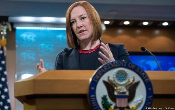 США призывают воздержаться от сделок с Россией