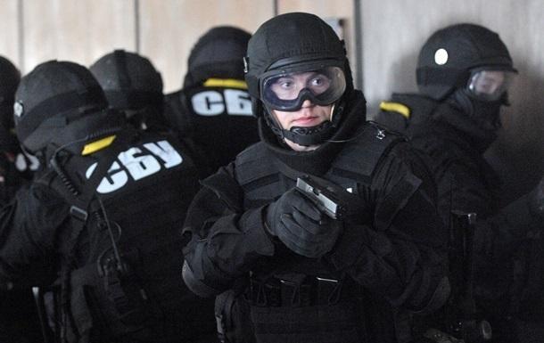 СБУ заявляет о задержании диверсанта-иностранца из  Оплота