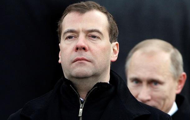 Медведєв упевнений, що з економікою Росії все буде нормально
