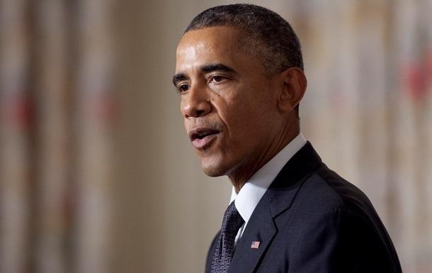 Обама подписал закон о временном финансировании правительства