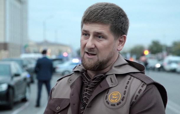 Слідком Росії не знайшов у погрозах Кадирова ознак злочинів