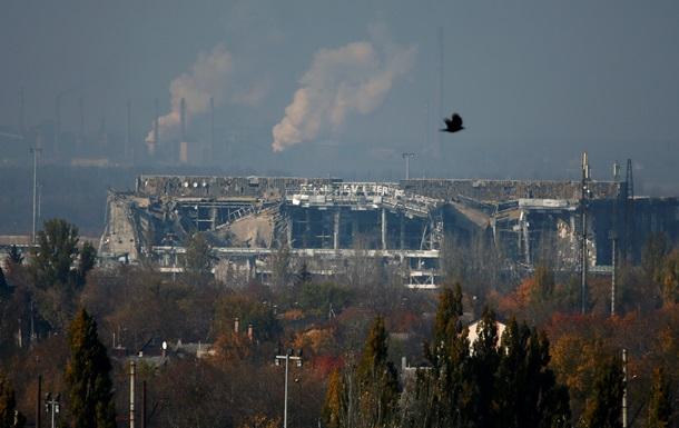 ОБСЄ зафіксувала повне руйнування терміналу аеропорту Донецька