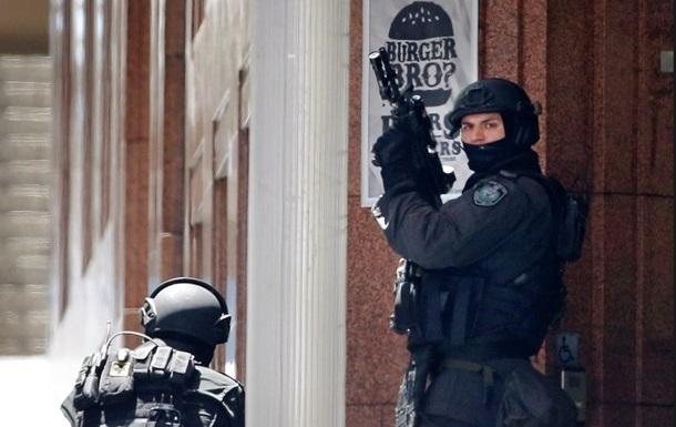 Захват заложников в Сиднее