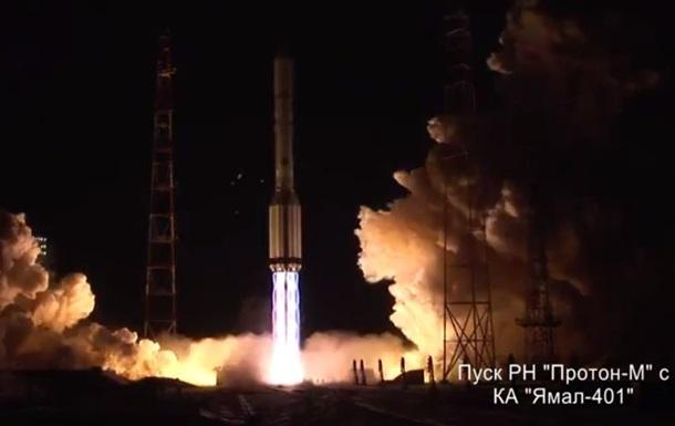 С космодрома Байконур состоялся четырехсотый запуск Протона