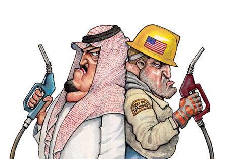 Нефтяная игла - смерть кащея
