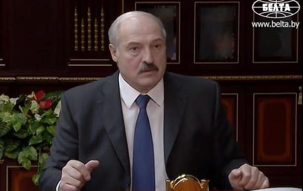 Лукашенко закликав перестати молитися на Росію і шукати нові ринки збуту