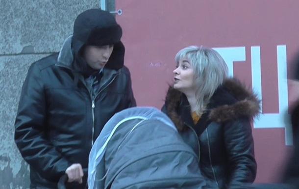 Социальный эксперимент: в Днепропетровске  похищали  детей прямо на улице