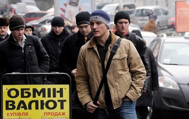 Валютный ажиотаж в Крыму: скупают даже гривну