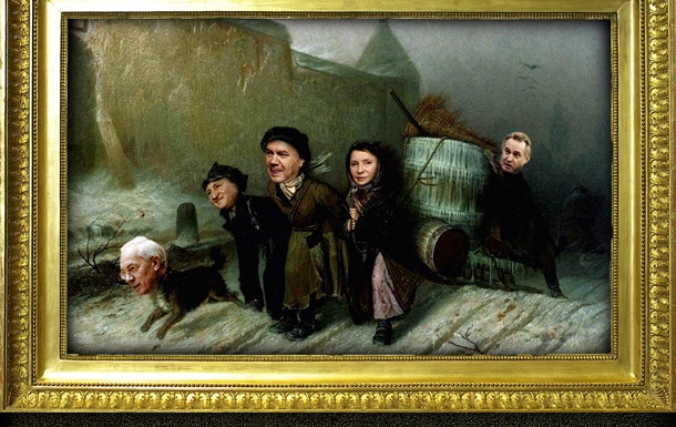 Главные аутсайдеры Украины в 2014 году