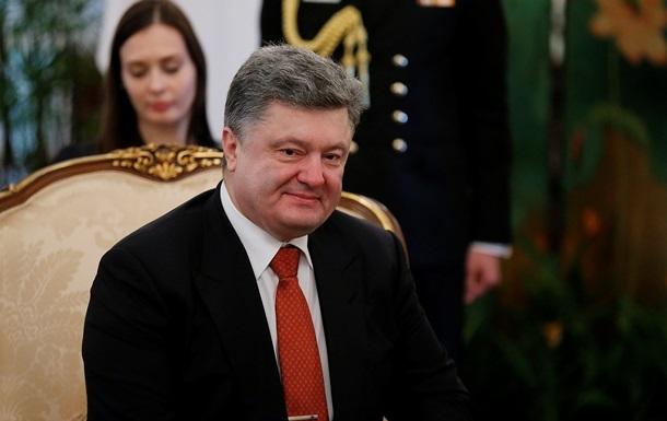 Порошенко намерен присоединить Украину к Вышеградской группе