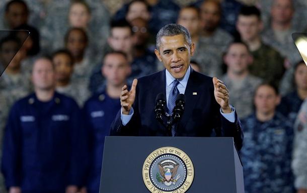 Обама подписал закон о бюджете США на 2015 год