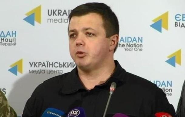 Семенченко: Никакой гуманитарной катастрофы на Донбассе нет