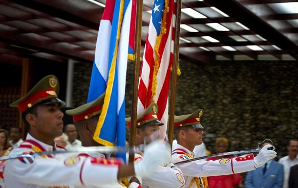 США и Куба восстанавливают дипломатические отношения