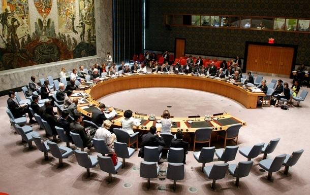 Проект резолюції про створення палестинської держави представлений в РБ ООН