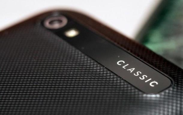Традиции прежде всего: BlackBerry представила телефон  вчерашнего  дня