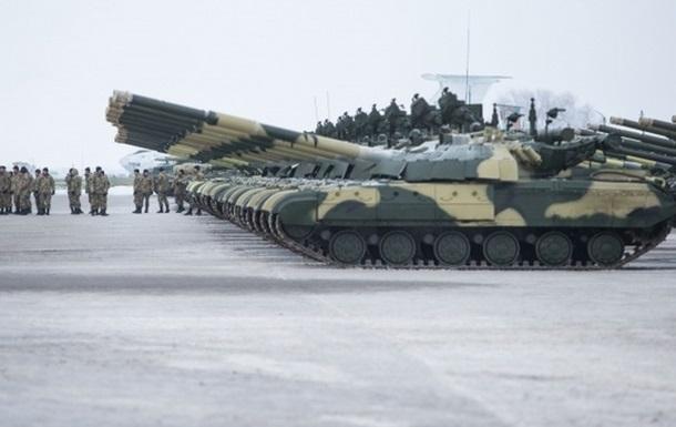 Армия получит более тысячи образцов оружия и техники к концу года