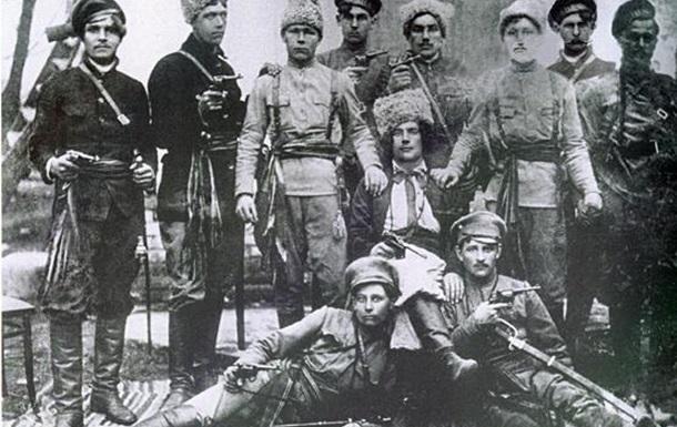 Селянський повстанський рух на поч. 1920-х рр.