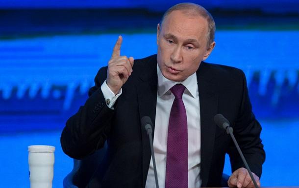 Путін про Україну, курс рубля і кохання. Головні тези прес-конференції