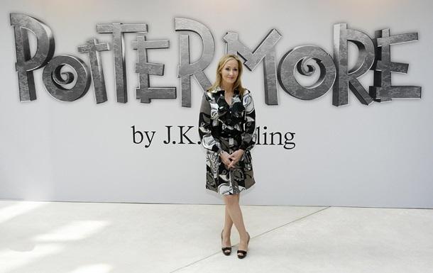 Джоан Роулинг опубликует рассказы на сайте Pottermore
