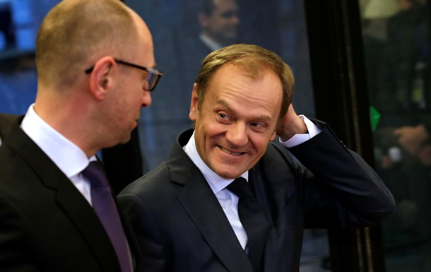 Єврорада погодила документ щодо України