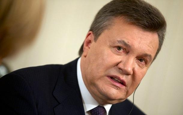 Перебування на посаді Януковича - це злочинна організація - генпрокурор