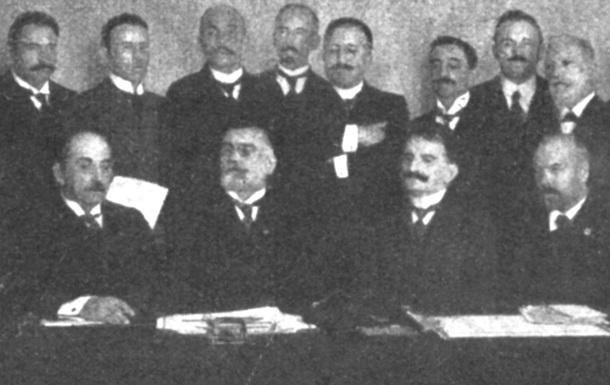 Суспільно-політичний рух на території України в роки Першої світової війни