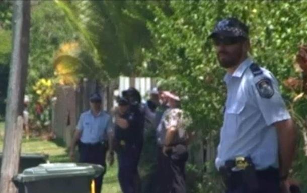 Австралия потрясена убийством детей - репортаж