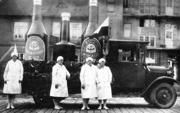 Корреспондент: Мастера украинского алкоголя начала XX в.