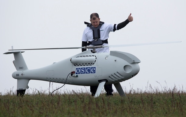 ОБСЕ будет патрулировать всю территорию сепаратистов на Донбассе