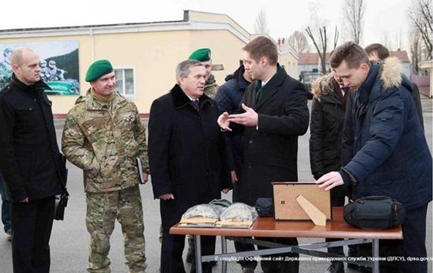 Пограничники получили от США 35 бронированных внедорожников