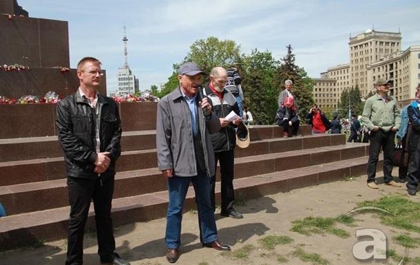 Затримано одного з лідерів харківських сепаратистів