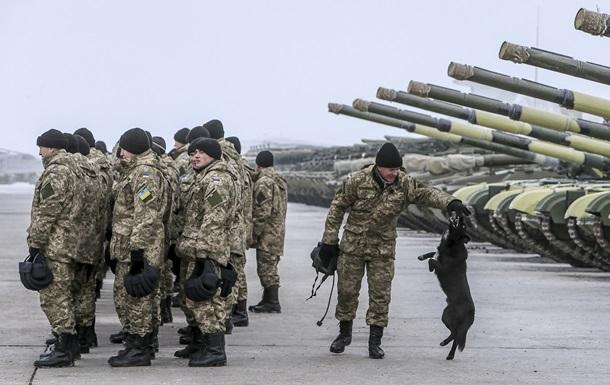 В 2015 году на оборону хотят потратить 86 миллиардов гривен