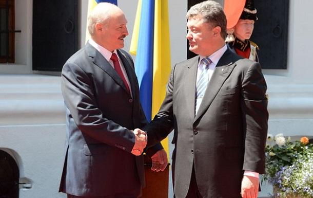 Зустріч Порошенка і Лукашенка очікується в районі 15:00