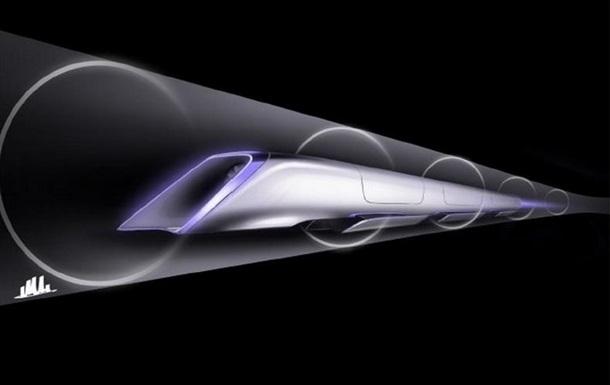 Сверхскоростной транспорт может появиться через десять лет