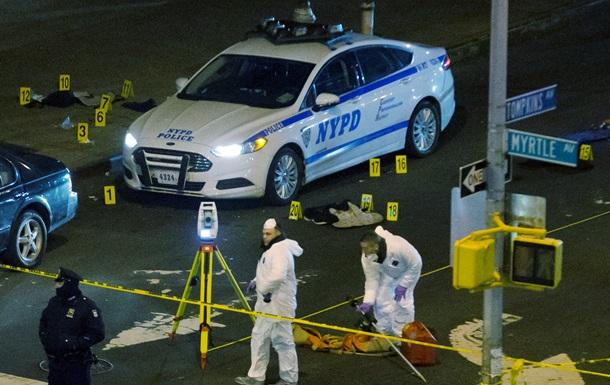 У США вбили третього за добу поліцейського