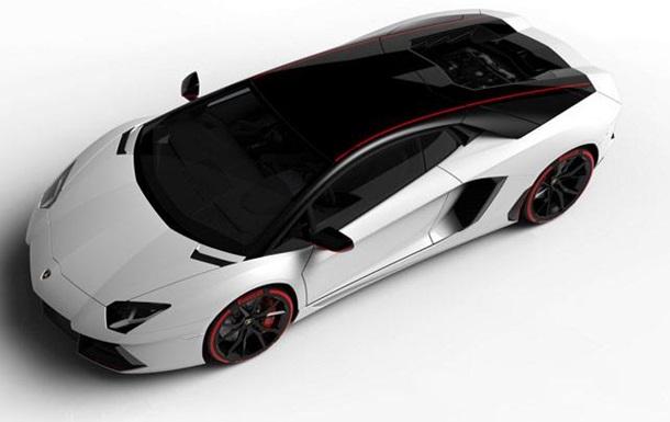 Lamborghini представил новый спорткар