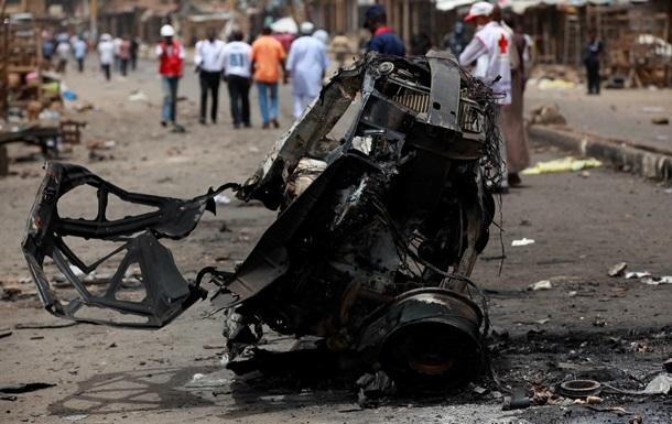 Нигерия: 20 человек убиты взрывом на остановке автобусов