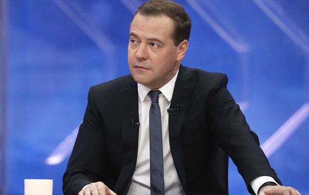 Росія реагуватиме на вступ України в НАТО - Медведєв